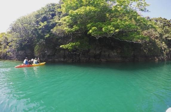 【冬季】ワルミ海峡カヤック遊覧