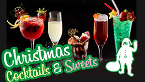 Christmas cocktail & sweets fair 2017