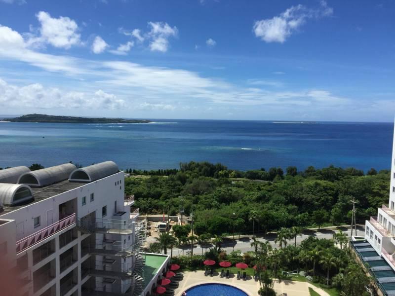 マハイナの景色