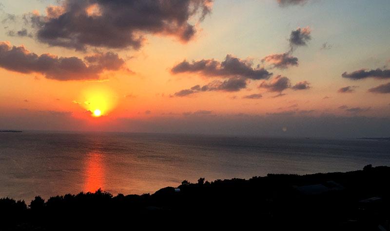 沖縄の秋の楽しみ方