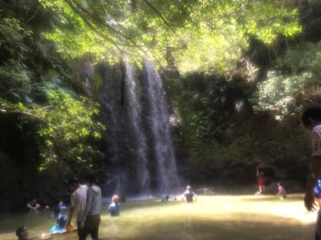 ター滝へGO