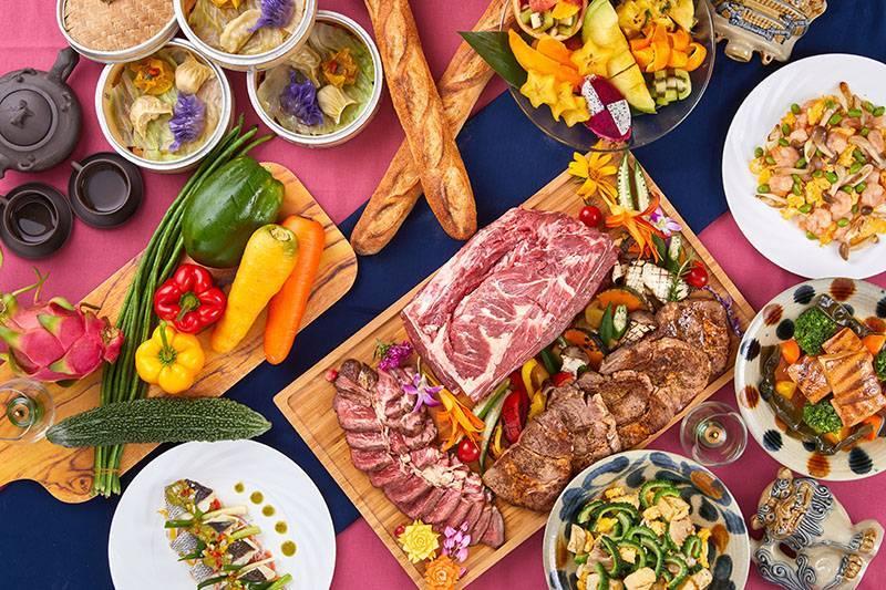 レストランMARSEN ‐春のDINNER BUFFET‐