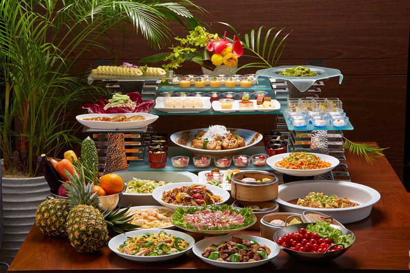 [January, 2016] Buffet restaurant Marsen: Information for summer menu