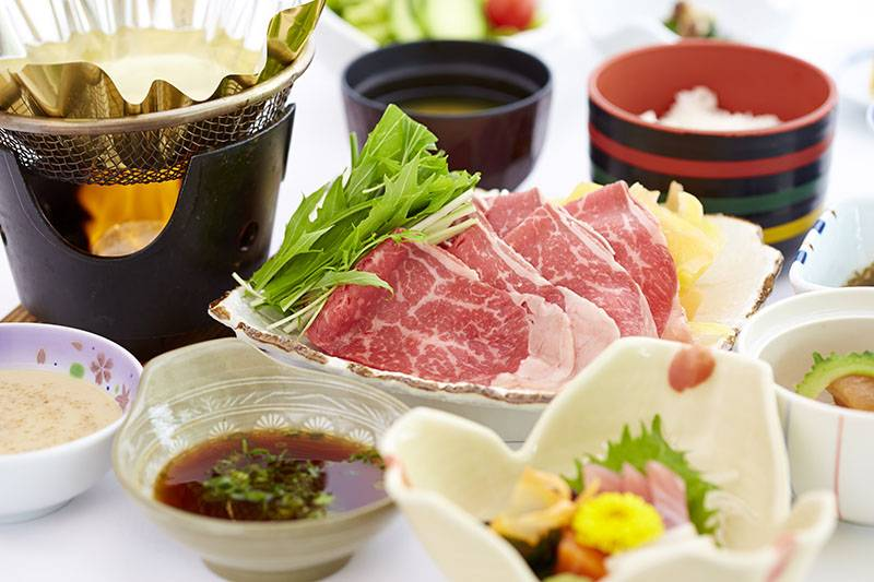 [special discount of March for a limited time] Chef recommendation shabu-shabu menu