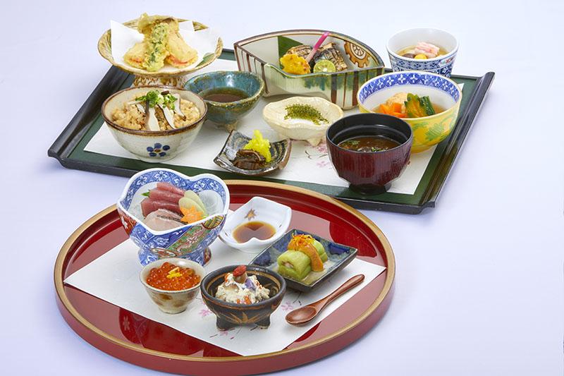【期間限定】五感で味わう旬の食彩 秋風御膳