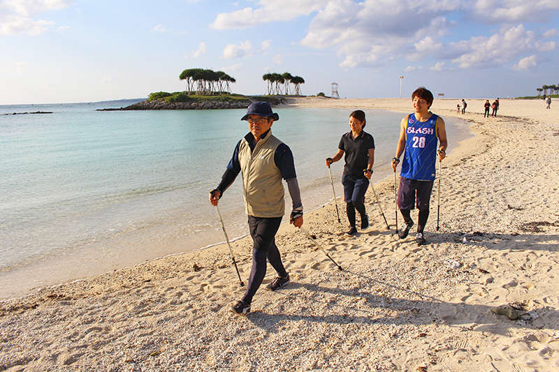 "[Tuesday, January 16 - limitation] Information for ""New Year Okinawa warm walking"" accommodation plan"