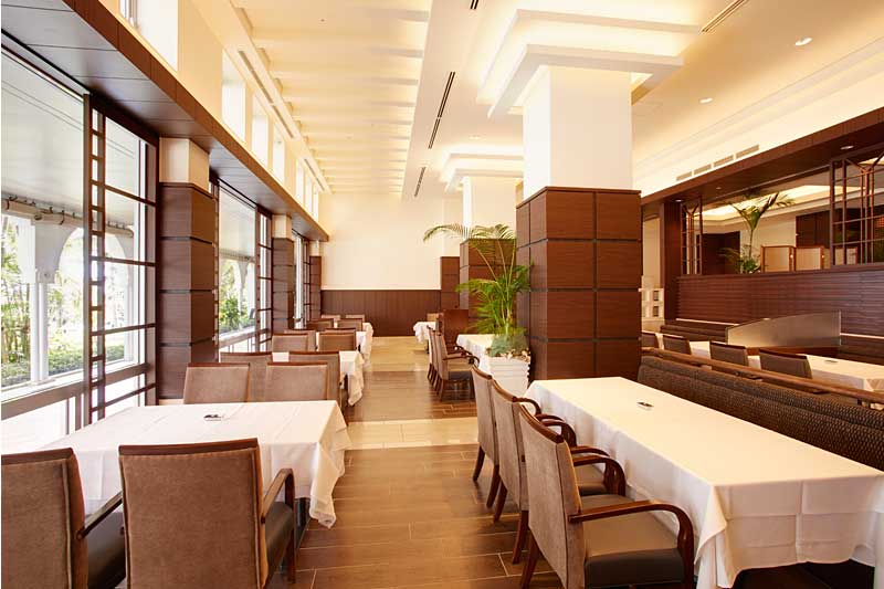 [main dining Shinka] News about business of 7/15