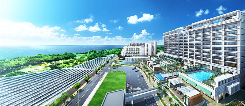 「やんばる海の駅」再開発工事に関するご案内