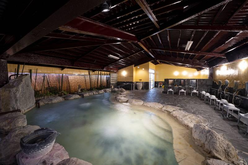 大浴場改修工事完了・朝風呂営業開始のお知らせ