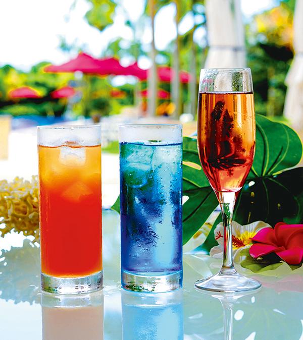 清涼感あふれる夏のノンアルコールカクテル