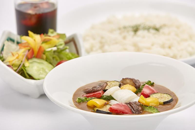 Introduction of lounge & BAR Karahai lunch menu