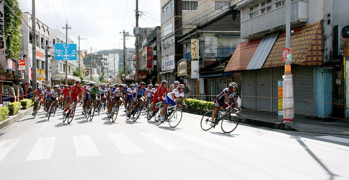 ツール・ド・おきなわ2015 交通規制のお知らせ