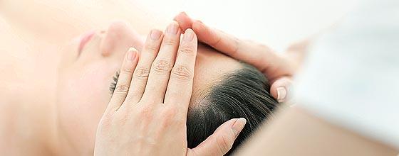 Beauty treatment salon