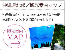 沖縄県・北部観光マップ